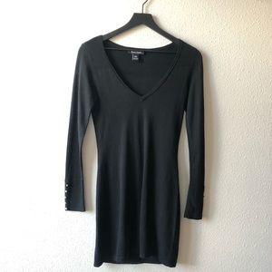 White House / Black Market Wool Knit Dress Sz XXS